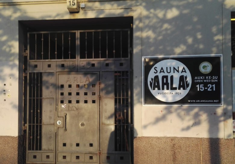 Sauna Arla – Serving heat in its genuine form
