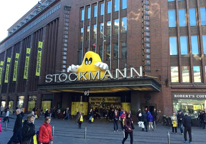 Stockmann – Shopping, shopping and shopping