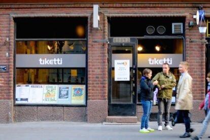 Tiketti Helsinki