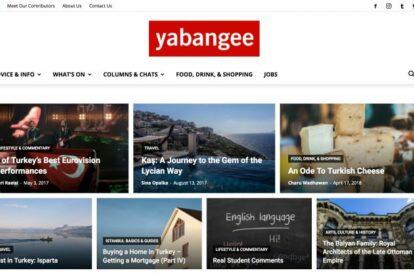 Yabangee Istanbul blog