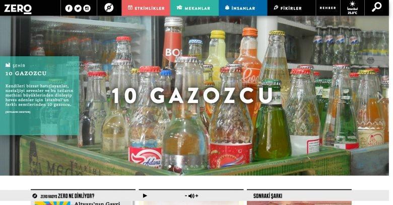 Zero Istanbul Blog