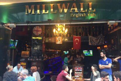 Millwall Pub Istanbul
