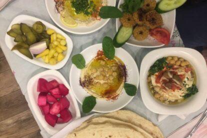 Buuzcedi Syrian Restaurant Istanbul