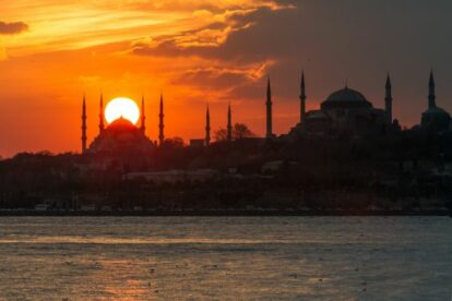 Capture The Best Sunset Istanbul