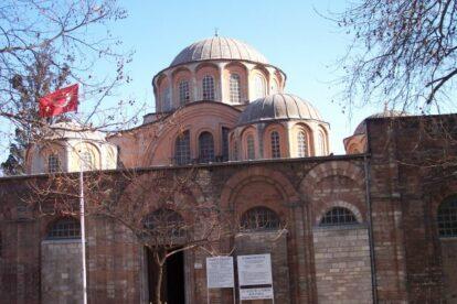 Kariye Museum Istanbul