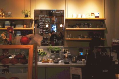 Marika Coffee Shop Istanbul