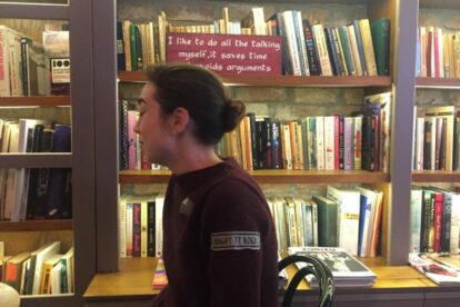 Minoa Bookstore & Cafe Istanbul