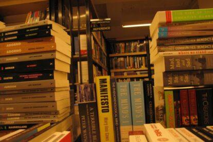 Pandora Bookshop Istanbul