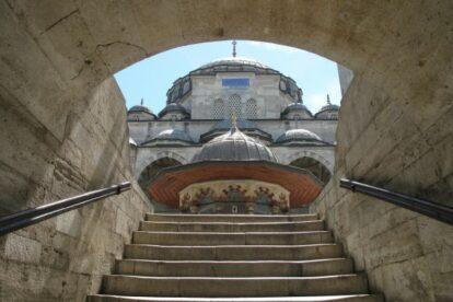 Sokullu Mehmet Paşa Mosque Istanbul