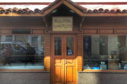 Galata Simitçisi Istanbul