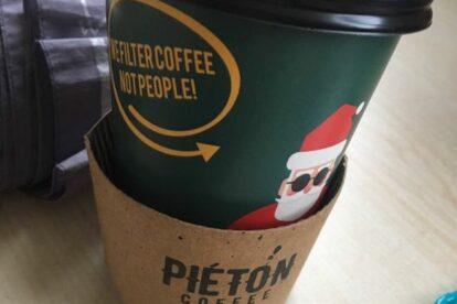Pieton Coffee Istanbul