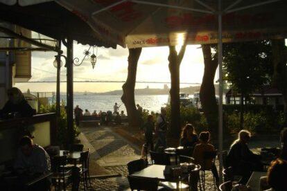 İskele Çay Bahçesi Istanbul