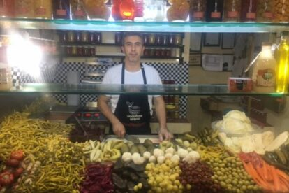 Soydan Pickles Istanbul