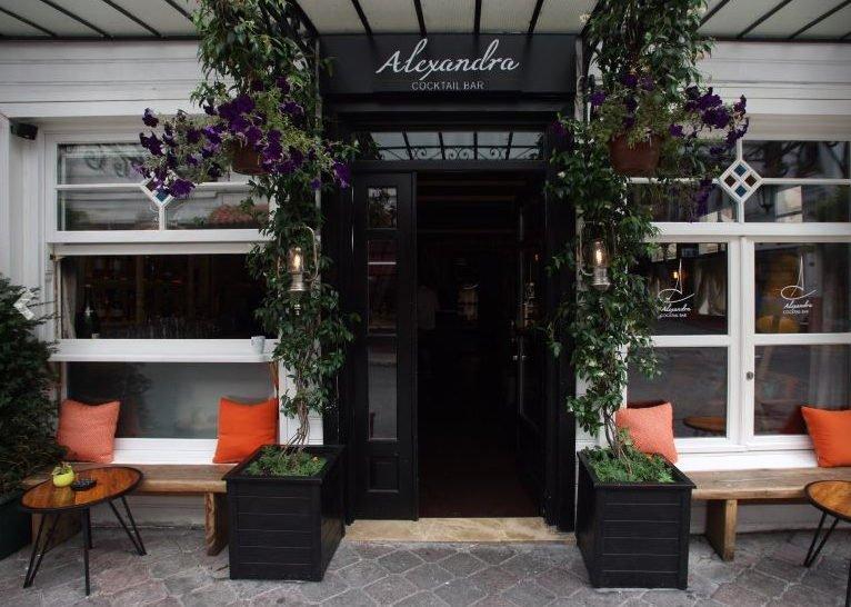 Alexandra Cocktail Bar Istanbul