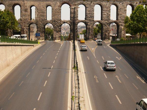 Aqueduct Istanbul