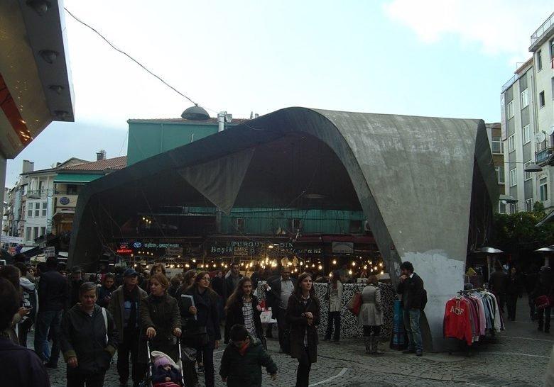 Beşiktaş Balık Pazarı Istanbul