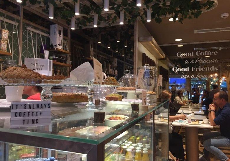 Blum Coffee House Istanbul