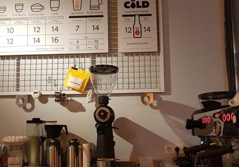 Borderline Coffee Istanbul