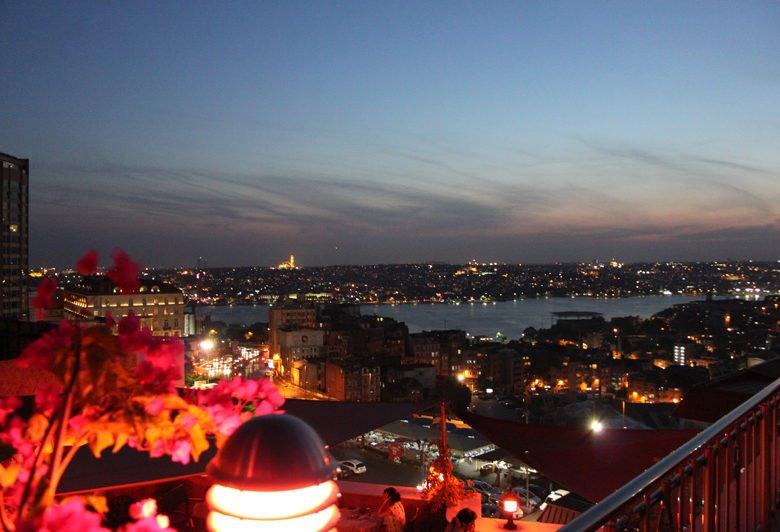 Büyük Londra Oteli & Terrace Bar Istanbul