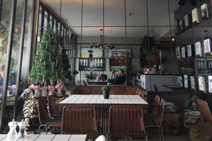 Cafe Setup Istanbul