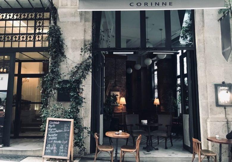 Corinne Brasserie Istanbul