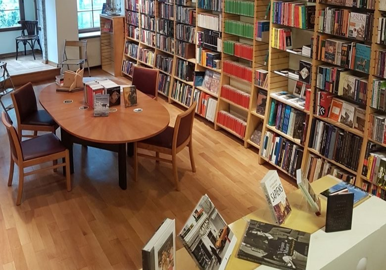 Homer Bookstore Istanbul