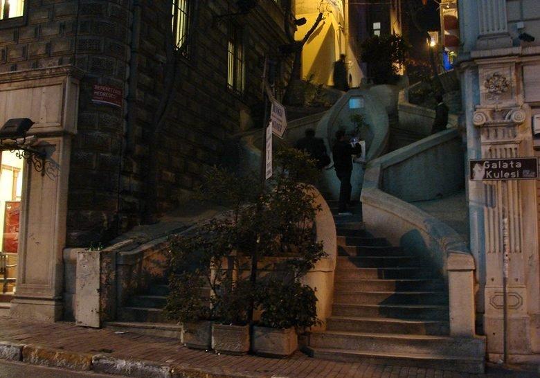 Kamondo Stairs Istanbul