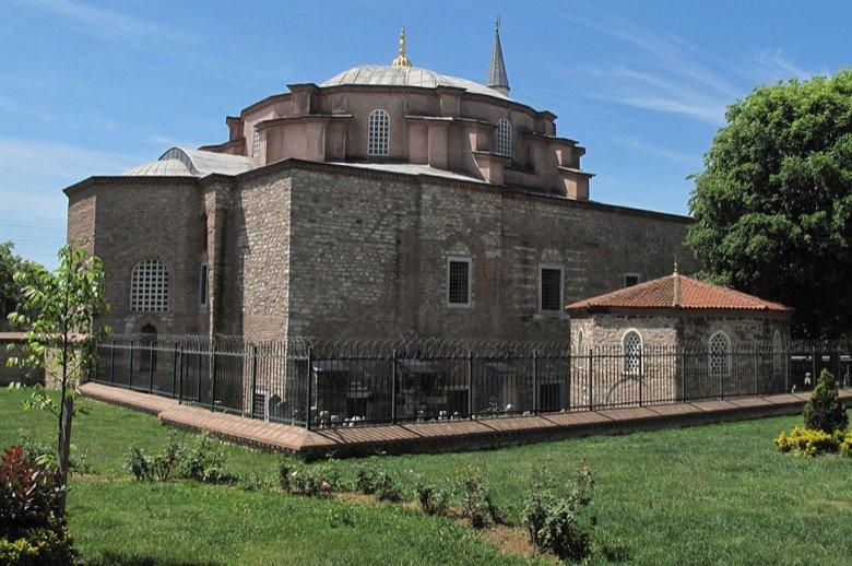Little Hagia Sophia Mosque Istanbul