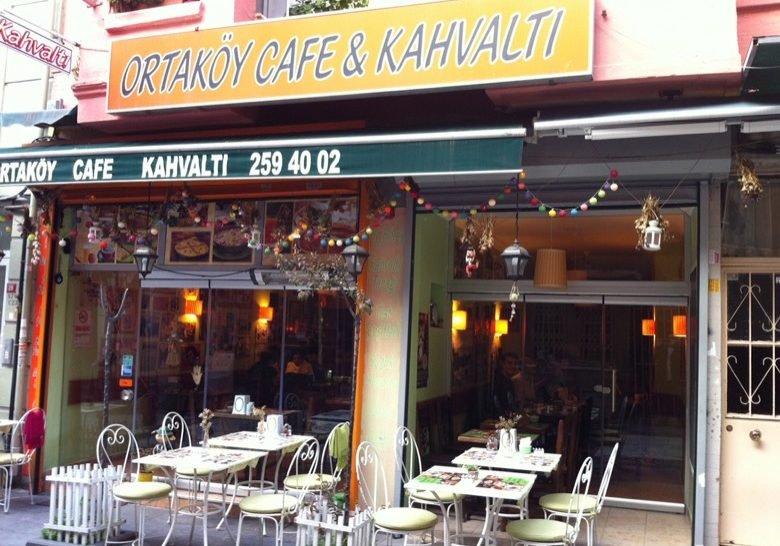 Ortaköy Kahvaltı Evi Istanbul
