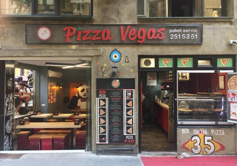 Pizza Vegas Istanbul