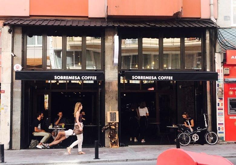 Sobremesa Coffee Istanbul