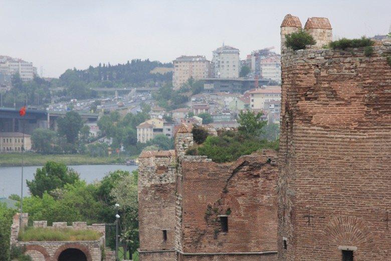 Theodosius City Walls Istanbul