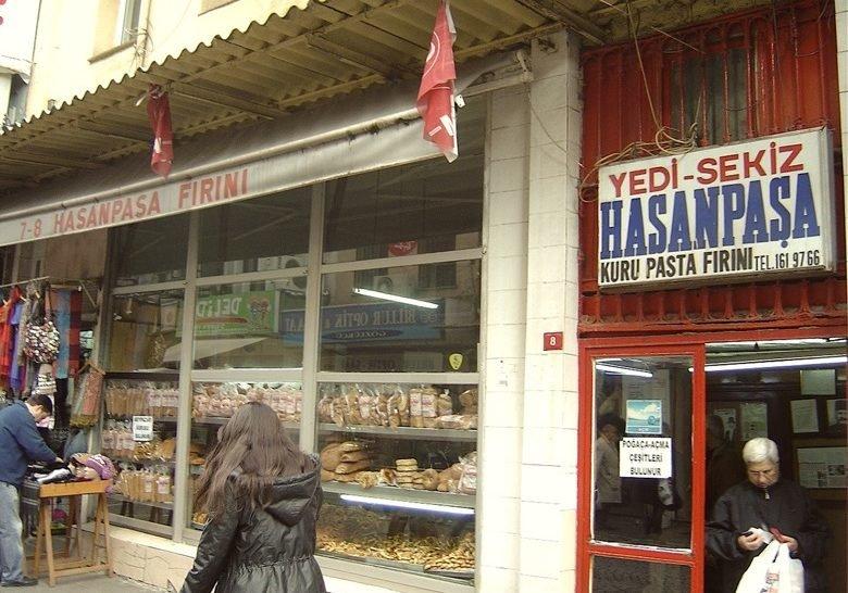 Yedi-Sekiz Hasanpaşa Istanbul
