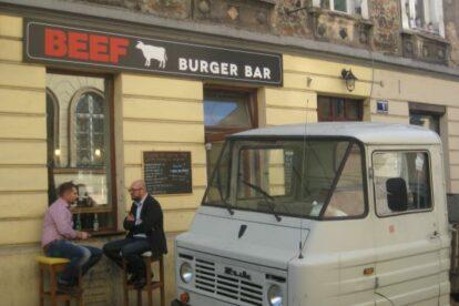 Beef Burger Bar Krakow