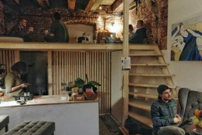 Somnium Cafe Bar Krakow