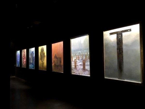 Beksinski Gallery – What hides in an artist's mind
