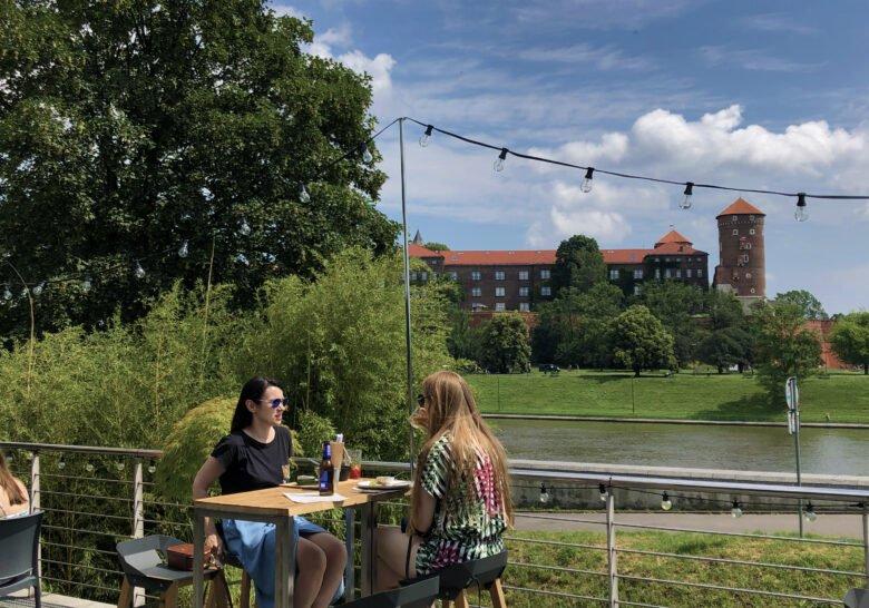 Cafe Manggha Krakow