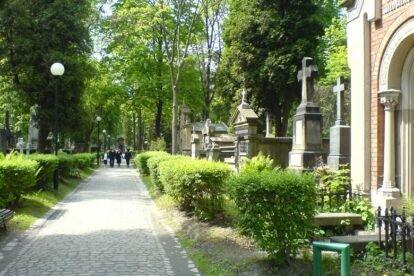 Cmentarz Rakowicki Krakow