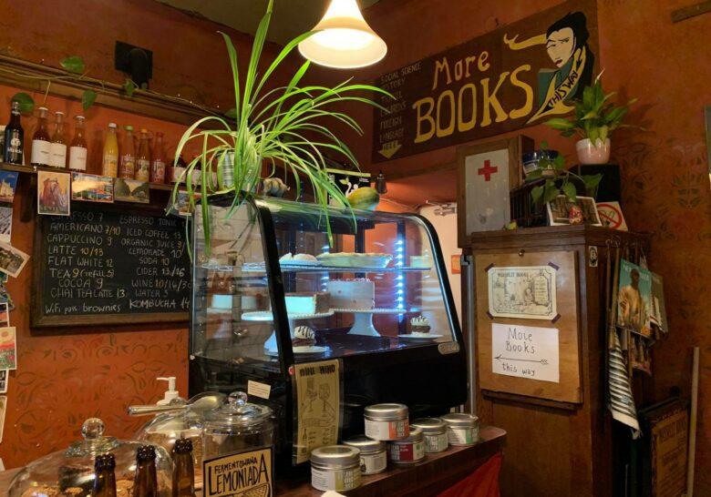 Massolit Books & Cafe Krakow