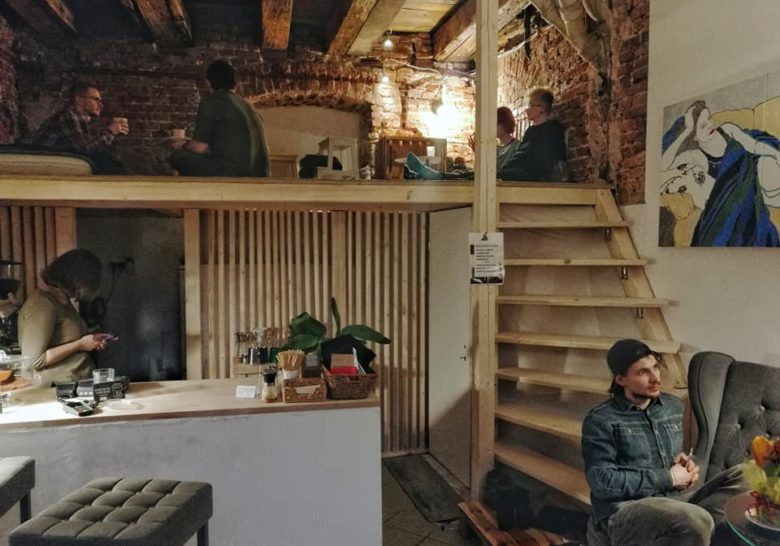 Somnium Cafe Bar – The stuff dreams are made of
