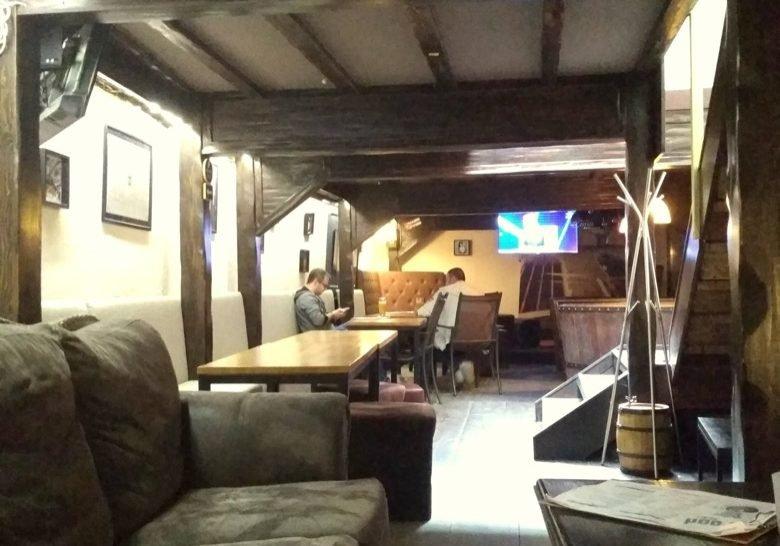 Space Craft Pub Krakow