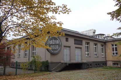 Teatr Łaźnia Nowa Krakow