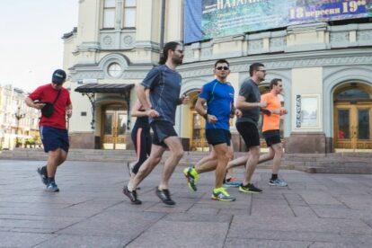 Kyiv Running Tours Kyiv