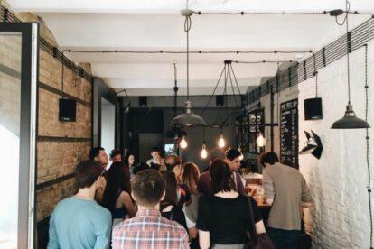 Right Coffee Bar Kyiv