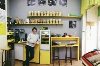 COFFEE IS Kyiv