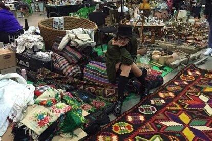 Expo Center's Antique Market Kyiv