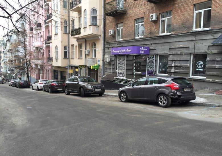 Kostyolna Street Kyiv