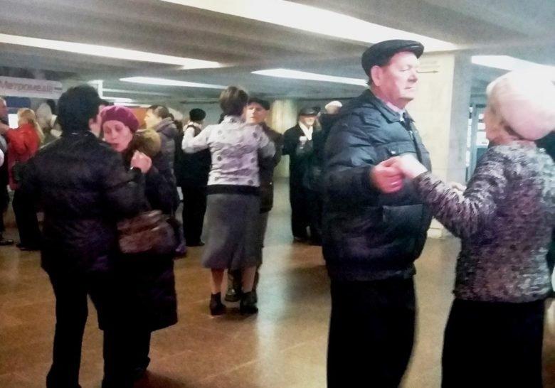 Teatralna metro station Kyiv