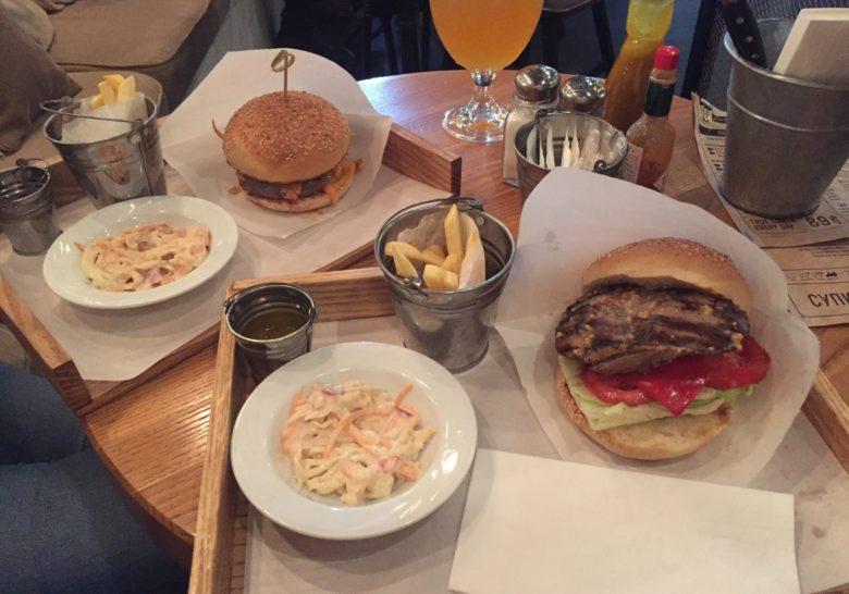 True Burger Bar Kyiv