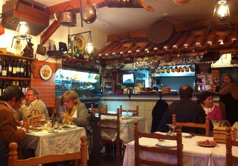 A Trempe Restaurant Lisbon